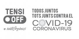 Todos juntos contra el COVID19 logo